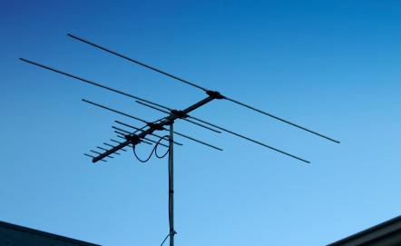 Антенна для телевизора на даче